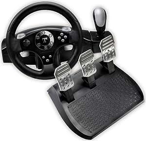 Thrustmaster Rallye GT Force Feedback Pro Volant 5 axes pour PC / Windows
