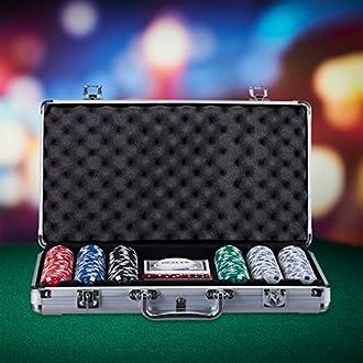Pokerset Bild