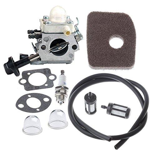HIPA Carburateur avec Filtre à Air pour Souffleur à Feuilles STIHL BG56 BG66 BG86 BG86CE BG86Z BG86CEZ SH56 SH56C SH86 SH86C