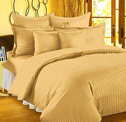 Trance Home Linen 100% Cotton 210TC Queen Duvet Cover with 2 pillow...