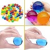 Grandes Perlas de agua vasos de unidades (250pcs), creciente pelotas Jelly cristal del suelo para niños juguete táctil y florero Filler