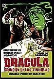 Dracula: Prince Of Darkness - Drácula, Príncipe De Las Tinieblas (DVD) - Terence Fisher.