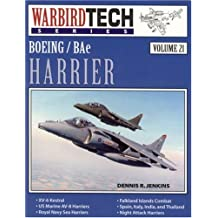 Boeing/Bae Harrier (Warbird Tech)