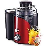 WFF Exprimidor doméstico, separación automática de residuos de Frutas y Verduras, máquina Multifuncional de