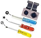 MMOBIEL Kamera für iPhone 7 Plus Hauptkamera 12 MP Quad LED Dual Tone Flash Hinten Back Main Cam Autofokus Flexkabel inkl 3 x Schraubenzieher für einfachere Installation