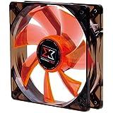 Xigmatek XLF-F1253 Ventilateur pour PC Orangeline LED 120 mm