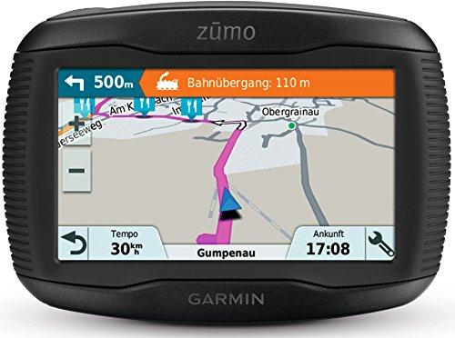 Garmin Zumo 395 LM EU - Navegador GPS con mapas por vida (pantalla de 4