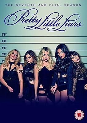Pretty Little Liars - Season 7 [DVD] [2017]
