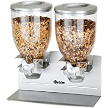 Barscher - Dispensador de cereales doble