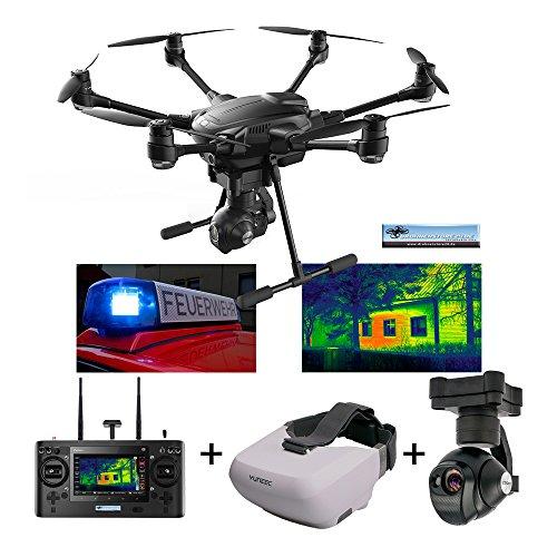 Yuneec CGO ET Wärmebildkamera Drohne auf rc-flugzeug-kaufen.de ansehen