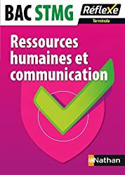 Ressources humaines et communication - Terminale STMG