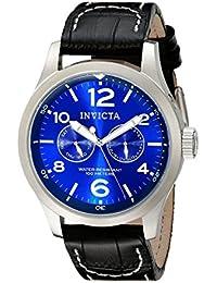 Invicta Analog Blue Dial Men's Watch - 10490