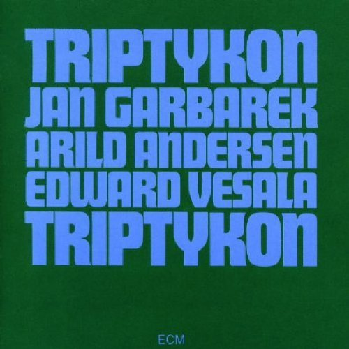 Triptykon by Jan Garbarek (1992-05-12)