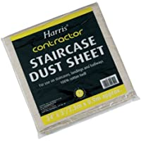 Harris Contractor 24 x 3ft Staircase Dust Sheet - ukpricecomparsion.eu