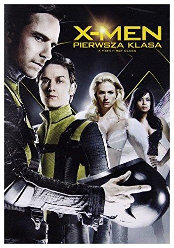 X-Men: First Class [DVD] [Region 2] (English audio. English subtitles) by Amber Heard