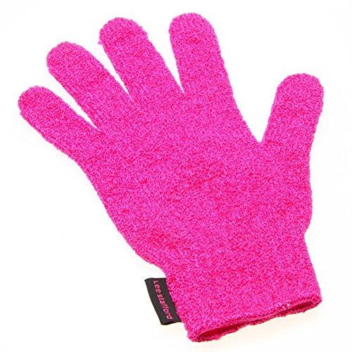 Lee Stafford, professioneller, hitzebeständiger Handschuh zum Schutz der Hände vor Glätteisen und Lockenstäben, für beide Hände, Einheitsgröße
