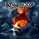 Rhapsody of Fire: The Frozen Tears of Angels (Ltd. Digi Book) (Audio CD)