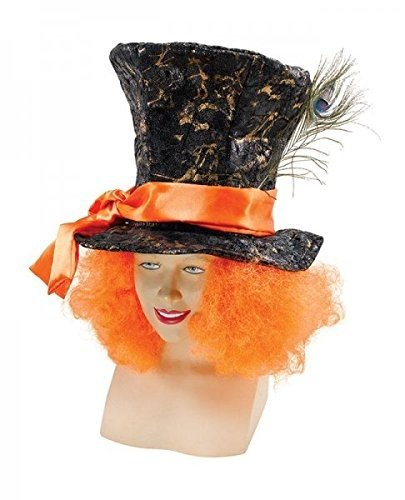 Mad Hatter, Orange Hair Wunderland für -