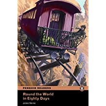 Round the World in Eighty Days, w. MP3-audio-CD (Pearson English Graded Readers)