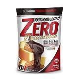 Beverly Nutrition Exclusive para la fórmula de proteína hidratada ABSat40 Delicatesse Zero Professional - 42.5 gramos de proteína por porción. - 1 KG (Naranja de chocolate)