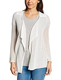 Tom Tailor lace mix cardigan - Gilet - Femme