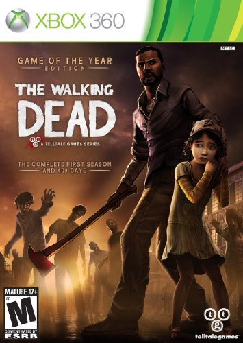 The Walking Dead Game of the Year - Xbox 360 by Telltale Games