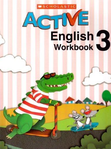 Active English Work Book Class - 3