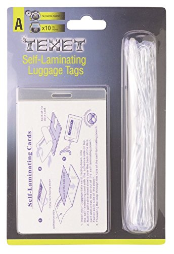 texet-self-laminating-luggage-tags-pack-of-10