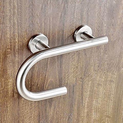 manico antiscivolo accessibile corrimano in acciaio inox bagno doccia WC vasca da bagno corrimano parete anziani sicurezza