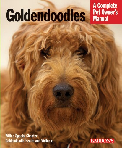Produktbild bei Amazon - Goldendoodles (Complete Pet Owner's Manual)