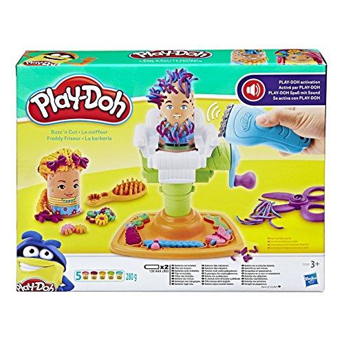 Hasbro Play-Doh Il Fantastico Barbiere,, E2930EU4