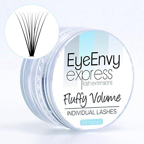 Eyeenvy Fluffy volumen Flare individual pestañas