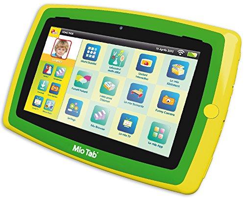 lisciani tablet Lisciani Giochi 51465 - Mio Tab Smart Kid HD [Versione 2015]
