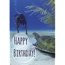 Suchergebnis auf Amazon.de für: Taucher Geburtstagskarte