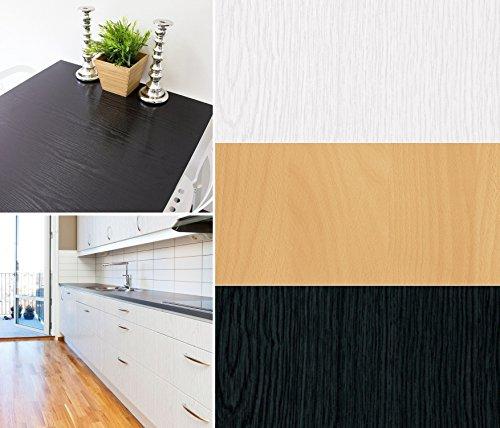 SURFACES Klebert Selbstklebende Folie Tapete Klebefolie Für Möbel Küche Tür  U0026 Deko