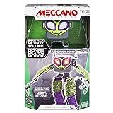 Spin Master 6033259 - Meccano - Micronoid - grün