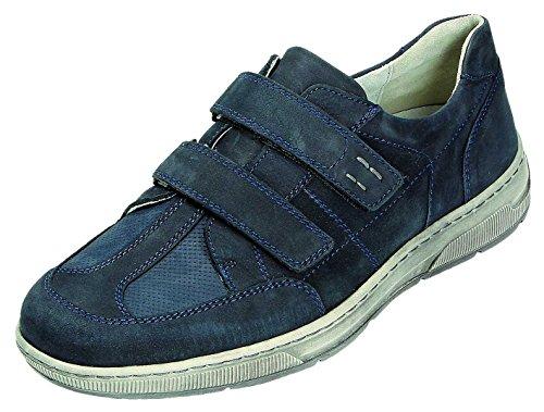 Waldläufer , Chaussures de ville à lacets pour homme bleu ozean Weite H ozean Weite H