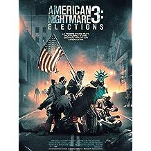 Affiche Cinéma Originale Petit Format - American Nightmare 3 : élections (format 40 x 53 cm pliée)