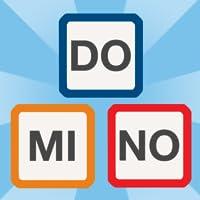 Wort Domino – Wörter Spiele für Kinder und Erwachsene