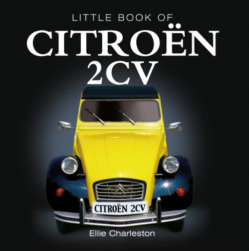 Little Book of Citroen 2CV