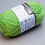 Schachenmayr Baby Smiles Merino Wool 01072 Grün Babywolle Merinowolle zum