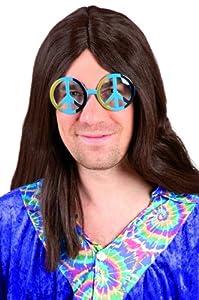 Boland Adultos vasos hippie - One Size