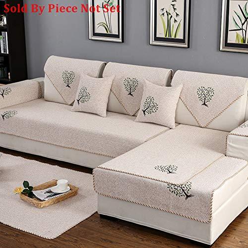 Gesteppte möbel protektoren Für couch Loveseat Sessel Schnittsofa werfen abdeckung pad Sektionaltore sofabezüge sofaüberwurf L-form U-form-1 stück-F 35x35inch(90x90cm)