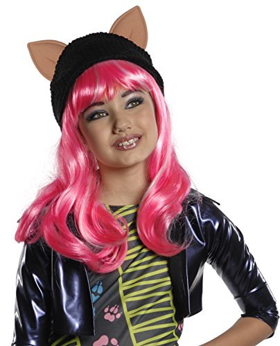 Rubie's - PE942 - Perruque licence luxe howleen wolf monster high