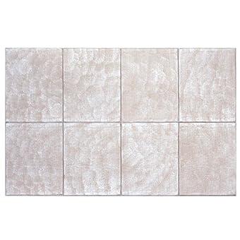 Panelados - Panel decorativo 3D (Mod. Saco) Decoración para revestimientos de pared autoadhesiva. 8 pcs. 30 x 40 cm. Revestimiento pared y techo. DIY montaje fácil. (Tostado)