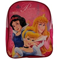 Disney Backpack Girls - Princess (Cinderella, Sleeping Beauty & Snow White) 28 x 22cm Lunch Bag