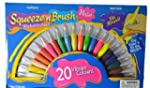 Squeeze 'n' Brush Washable Paints