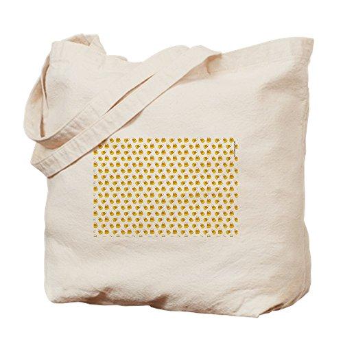 Einkaufstasche, Motiv: Mais, canvas, khaki, S ()