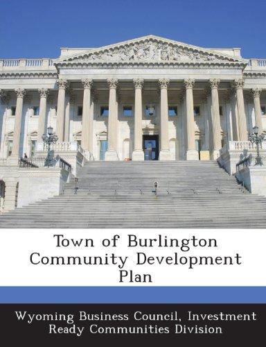 Town of Burlington Community Development Plan