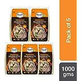 Desi Atta Company Rajgira Atta/Amaranth Flour 200g (Pack of 5)